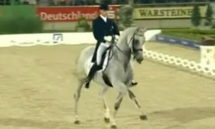 A White Horse Fit For Our King – Must Watch!
