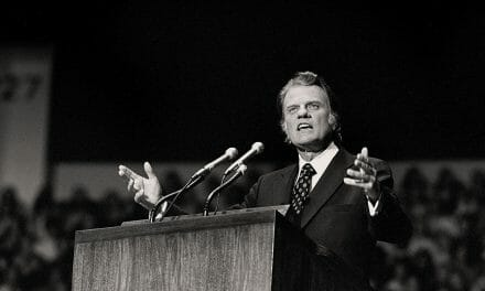 Billy Graham's Legacy Echoes Through Eternity