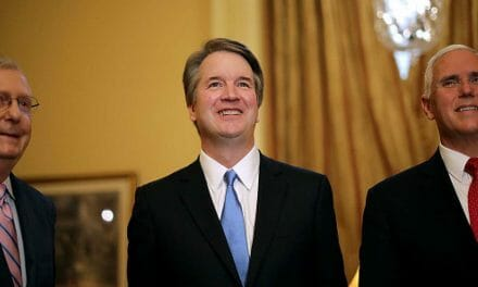 Protect the Constitution: Swear-In Kavanaugh