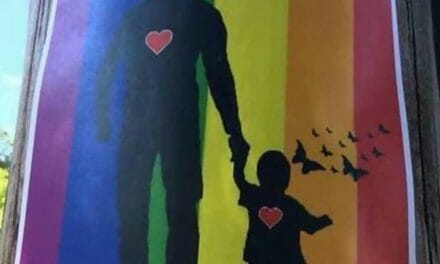 "Sick ""Pedophiles Are People Too"" Posters Popping Up All Over Oregon Towns – Internet Responds With Fire"