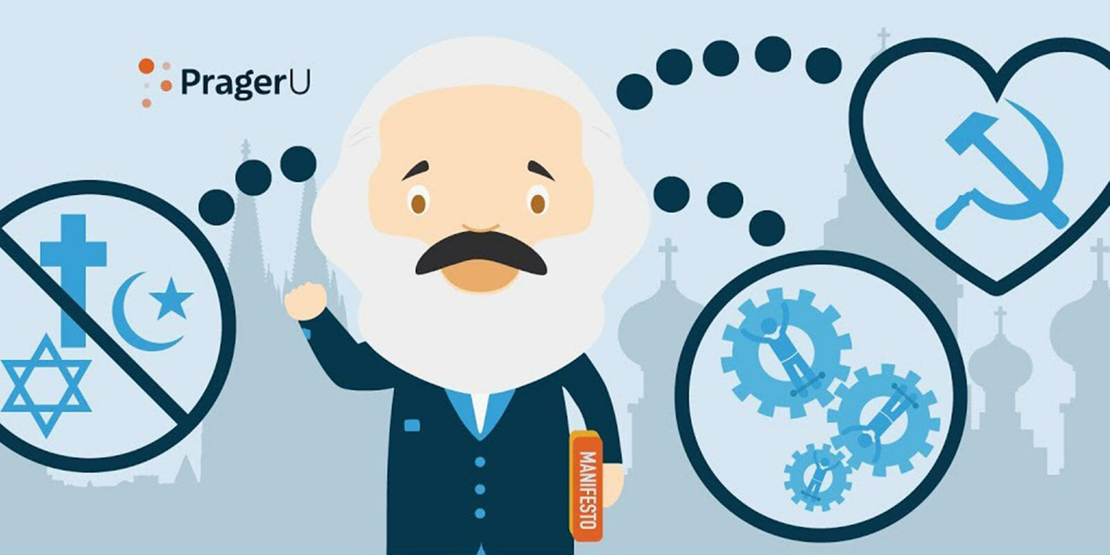 Who is Carl Marx? PragerU video