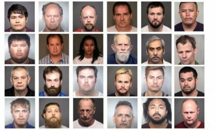 AZ Sting Brings Down 24 Men for Child Sex Crimes and Human Trafficking