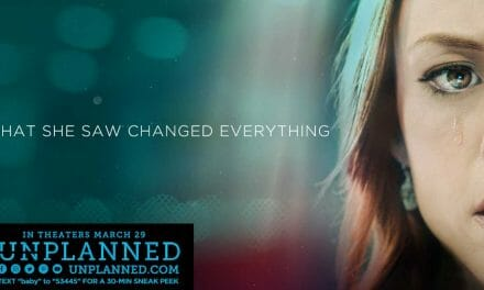 Unplanned – What she saw changed everything
